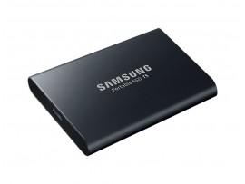NEW SAMSUNG EXTERNAL Portable SSD T5 2TB SLIM Metal USB 3.1 TYPE-C MU-PA2T0B/WW