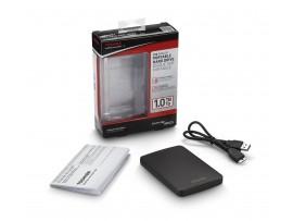 "TOSHIBA Canvio Basics 1.0TB External HDD 2.5"" USB 3.0 Hard Drive HDTB310XK3BA"