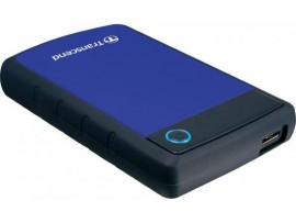 Transcend StoreJet 2TB USB 3.0 Resistance External HDD Hard Drive TS2TSJ25H3B