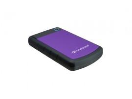 Transcend StoreJet 2TB USB 3.0 Resistance External HDD Hard Drive TS2TSJ25H3P