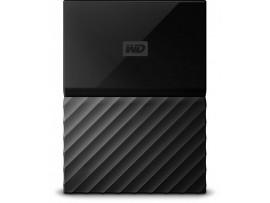 NEW WD My Passport For Mac 2TB External Portable Black HDD USB 3.0 WDBP6A0020BBK