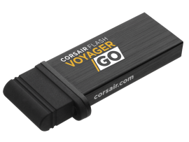 Corsair 128GB Voyager GO MicroUSB 3.0 Port Flash Drive Memory Stick CMFVG-128GB