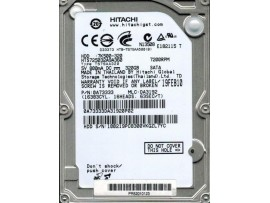 "Hitachi Travelstar HDD 320G 7200 RPM 8MB SATA2 7K500-320 2.5"" Laptop Hard Drive"