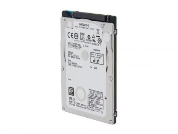 "HGST Travelstar Z7K500 500GB HDD 32MB Cache 7200RPM 2.5"" SATA Laptop Hard Drive"