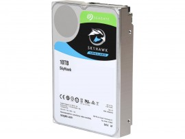 """NEW Seagate SkyHawk 10TB 256MB Cache 3.5"""" 24X7 HDD SATA ST10000VX0004 Hard Drive"""