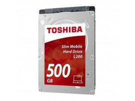 "TOSHIBA 500GB HDD 2.5"" 8MB SATA3 5400RPM Internal Hard Drive HDWK105UZSVA LAPTOP"