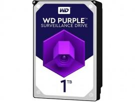 """WD Purple WD10PURZ 1TB SATA3 HDD 3.5"""" 5400RPM 64MB Cache Surveillance Hard Drive"""