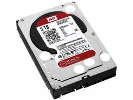 WD Red WD50EFRX 5TB IntelliPower 64MB Cache HDD SATA3 3.5 NAS Network Hard Drive