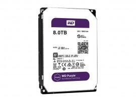 """NEW WD Purple SURVEILLANCE HDD 8TB 5400RPM 128MB SATA3 3.5"""" WD80PUZX HARD DRIVE"""