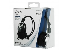 Arctic P402 Dynamic Supra-Aura Headphones Microphone Music Player MP3 Smartphone