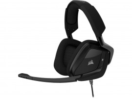 Corsair VOID PRO Surround Premium Gaming Headset Dolby Headphone 7.1 Carbon USB