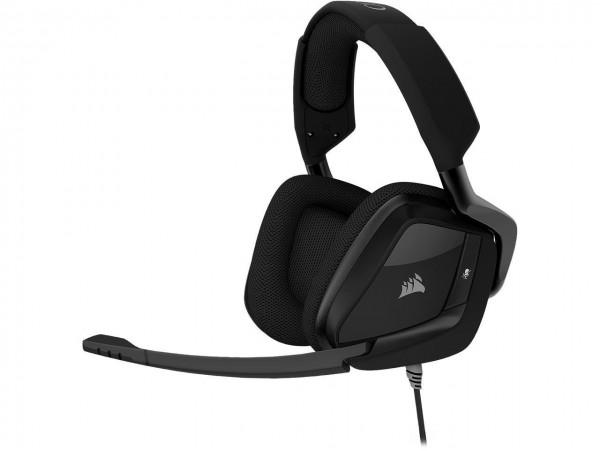 Corsair VOID PRO Surround Premium Gaming Headset Dolby Headphone 7.1 Carbon USB