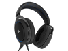 Corsair HS50 BLUE Stereo Gaming Headset Carbon 3.5mm Microphone CA-9011172-EU