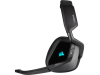 Corsair VOID RGB ELITE Wireless Premium Gaming 7.1 Surround Sound Headset Carbon
