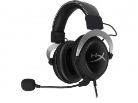 NEW KINGSTON HyperX Cloud II Gaming Headset 7.1 Virtual Surround Sound Gun Metal