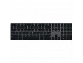 NEW Apple Magic Keyboard with Numeric Keypad English Hebrew Space Grey MRMH2HB/A