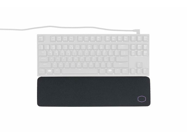 COOLER MASTER WR530 SMALL Wrist Rest SMOOTH TOUCH COMFORT MasterKeys keyboard