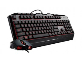 COOLER MASTER Gaming Combo Devastator 3 Keyboard Mouse RGB Backlight USB Wired
