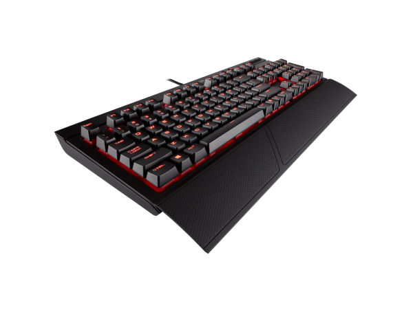Corsair K68 Mechanical Gaming Keyboard Cherry MX Red LED BACKLIGHTING Wired USB