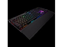 Corsair K70 RGB RAPIDFIRE Mechanical Gaming Keyboard Cherry MX Low Profile Speed
