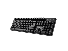 Gigabyte FORCE K81 Mechanical KeySwitch Gaming Keyboard English Hebrew USB Wired