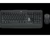 Logitech MK540 ADVANCED Cordless Desktop Combo Mouse Keyboard English Hebrew