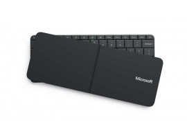 Microsoft Wedge Mobile keyboard Bluetooth English Hebrew Portable Tablet Cover