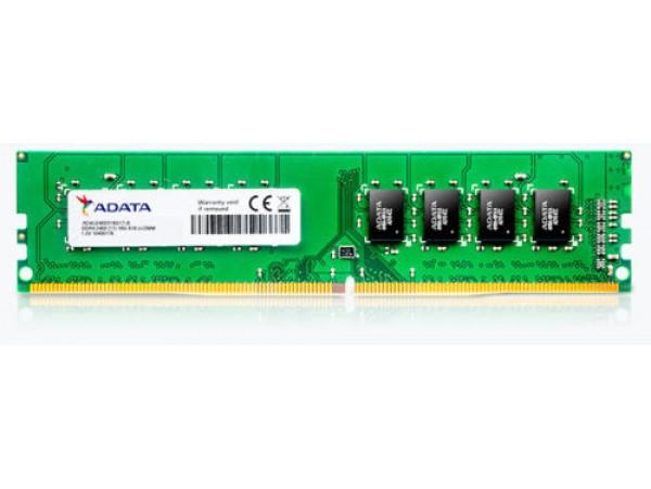 A-DATA 8GB DDR4 2400MHz PC4-19200 CL16 UDIMM Desktop RAM Memory AD4U240038G17-S