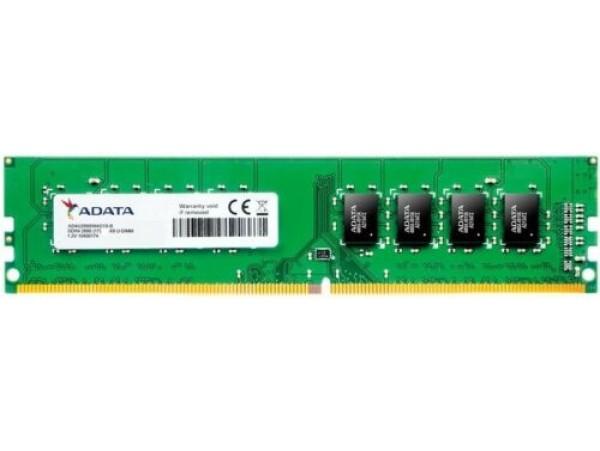 ADATA 8GB DDR4 U-DIMM 2666MHz PC4-21300 CL19 Desktop Memory RAM AD4U266638G19-