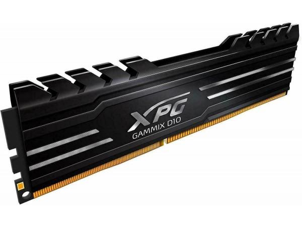 ADATA XPG GAMMIX D10 16GB BLACK DDR4 3000MHz PC4-24000 CL16 DESKTOP Memory RAM