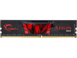 BULK G.SKILL Aegis 8GB DDR4 2666MHz CL19 RAM Desktop Memory F4-2666C19S-8GIS