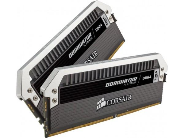 CORSAIR Dominator Platinum 16GB (2x8GB) DDR4 Memory RAM Kit CMD16GX4M2B360
