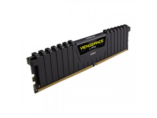 CORSAIR Vengeance LPX Black 16GB DDR4 3000mhz CL15 CMK16GX4M1B3000C15
