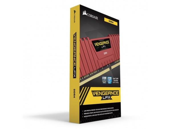 Corsair Vengeance LPX 16GB 2x8G DDR4 2133Mhz CL13 Memory RAM CMK16GX4M2A213