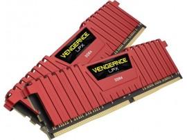 CORSAIR Vengeance 16GB (8GBx2) DDR4 2400mhz CL14 CMK16GX4M2A2400C14R Memory RAM
