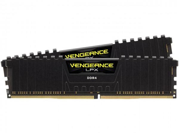 CORSAIR Vengeance LPX 16GB 2x8GB DDR4 3600mhz CL18 Memory RAM CMK16GX4M2D3600C18