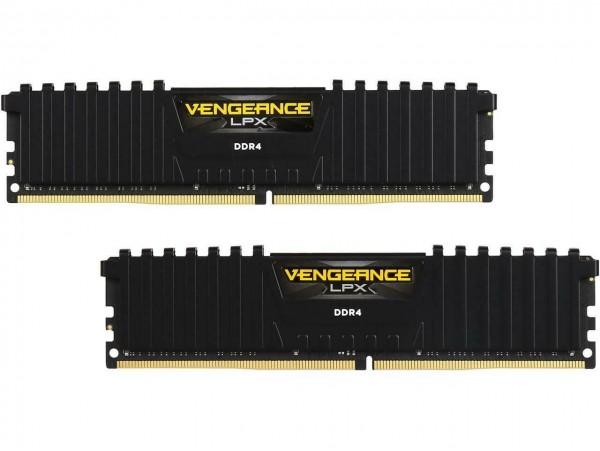 CORSAIR Vengeance 32GB (2x16GB) DDR4 3200mhz CL16 CMK32GX4M2B3200C16 Memory RAM