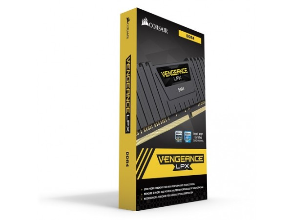 CORSAIR Vengeance LPX BLACK 8GB DDR4 2400mhz CL16 CMK8GX4M1A2400C16 Memory RAM