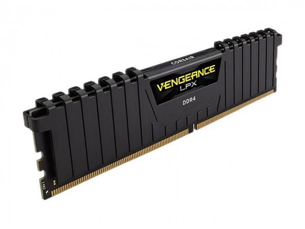CORSAIR Vengeance LPX Black 8GB DDR4 3000mhz CL16 CMK8GX4M1D3000C16 Memory RAM
