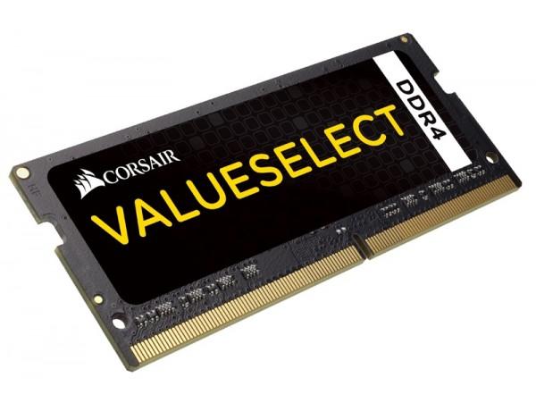 Corsair Value 4GB DDR4 SODIMM 2133MHz C15 CMSO4GX4M1A2133C15 Laptop Memory RAM