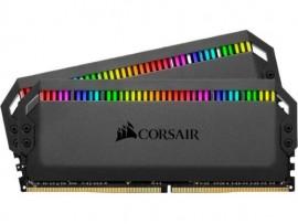 CORSAIR Dominator RGB 16GB 2x8GB DDR4 3200MHz C16 CMT16GX4M2C3200C16 Memory RAM
