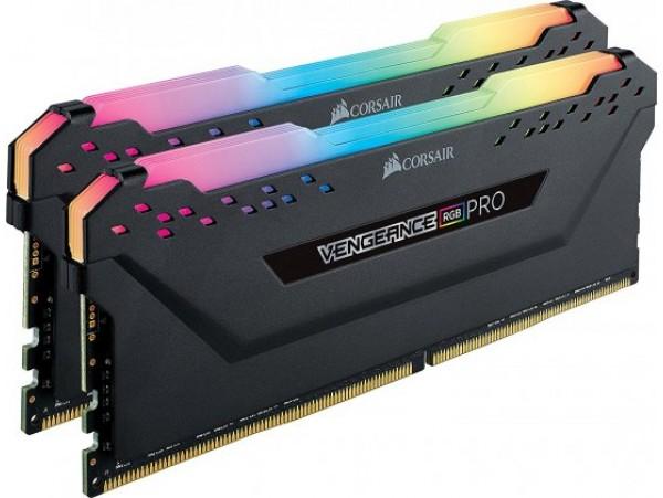 Corsair Vengeance RGB PRO 16GB 2x8GB DDR4 3000MHz CL15 MEMORY CMW16GX4M2C300