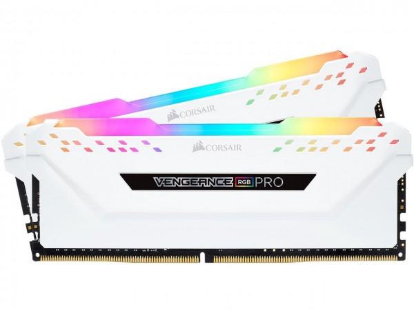 Corsair Vengeance RGB PRO 16GB 2x8GB DDR4 3000MHz MEMORY RAM CMW16GX4M2C3000C15W