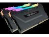 Corsair Vengeance RGB Pro 32GB 2x16G DDR4 3600MHz MEMORY RAM CMW32GX4M2Z3600C18