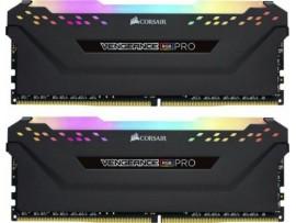 Corsair VENGEANCE RGB 64GB 2x32G DDR4 3200MHz C16 MEMORY RAM CMW64GX4M2E3200C16