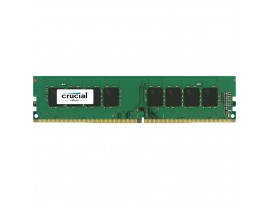 Crucial 16GB DDR4-2400MHz PC4-19200 CL17 DIMM CT16G4DFD824A Desktop RAM Memory