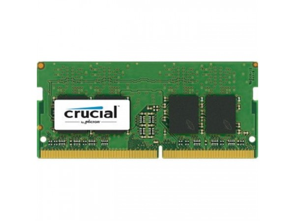 Crucial SODIMM 4GB DDR4 2400Mhz PC4-19200 CL17 CT4G4SFS824A Laptop RAM Memory
