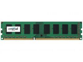 Crucial CT51264BD160B DDR3L, 1600 MT//s, PC3L-12800, DIMM, 240-Pin Memoria RAM de 4 GB