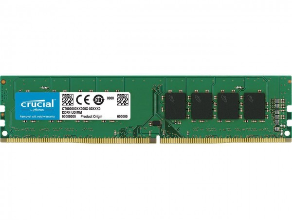 Crucial SODIMM 8GB DDR4 2666Mhz PC4-21300 CL19 CT8G4SFS8266 Laptop RAM Memory