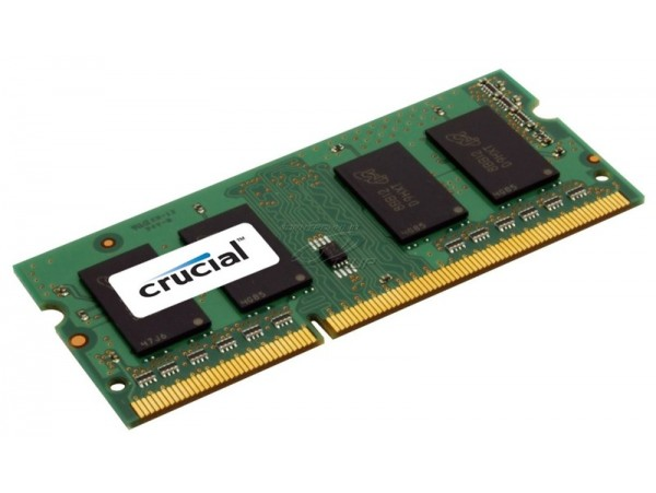 Crucial SODIMM 8GB DDR4 2400Mhz PC4-19200 CL17 CT8G4SFS824A Laptop RAM Memory